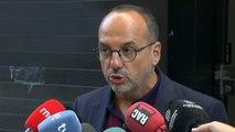 """Campuzano: """"La prohibición del juez convierte el acto de Madrid en un acto en defensa de la democracia"""""""