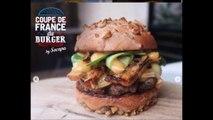 De Cornas, Anthony Verset a créé le meilleur burger de France