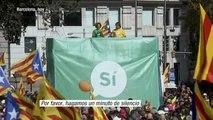 Mensajes más contundentes en la Diada marcados por la inminencia del referéndum