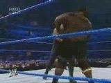 The Undertaker vs. Mark Henry & Matt Striker