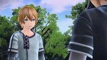 Sword Art Online : Alicization Lycoris - Announcement Trailer