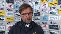 """I have no clue how the ball went in!""   Jurgen Klopp   Liverpool 2-1 Tottenham"