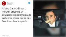 Affaire Carlos Ghosn. Renault signale de nouveaux éléments à la justice