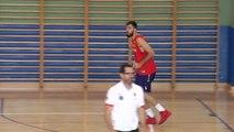 "Guillem Vives: ""Voy a luchar por estar en el Eurobasket"""
