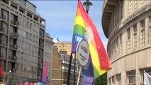 Londres celebra su manifestación del Orgullo LGTBi