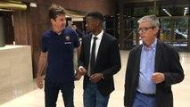 Nelson Semedo pasa el reconocimiento médico con el Barça