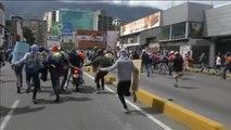Siguen las protestas en Venezuela, que dejan ya 90 víctimas mortales