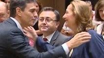 Sánchez quiere reunirse con Iglesias y Rivera para buscar una mayoría alternativa