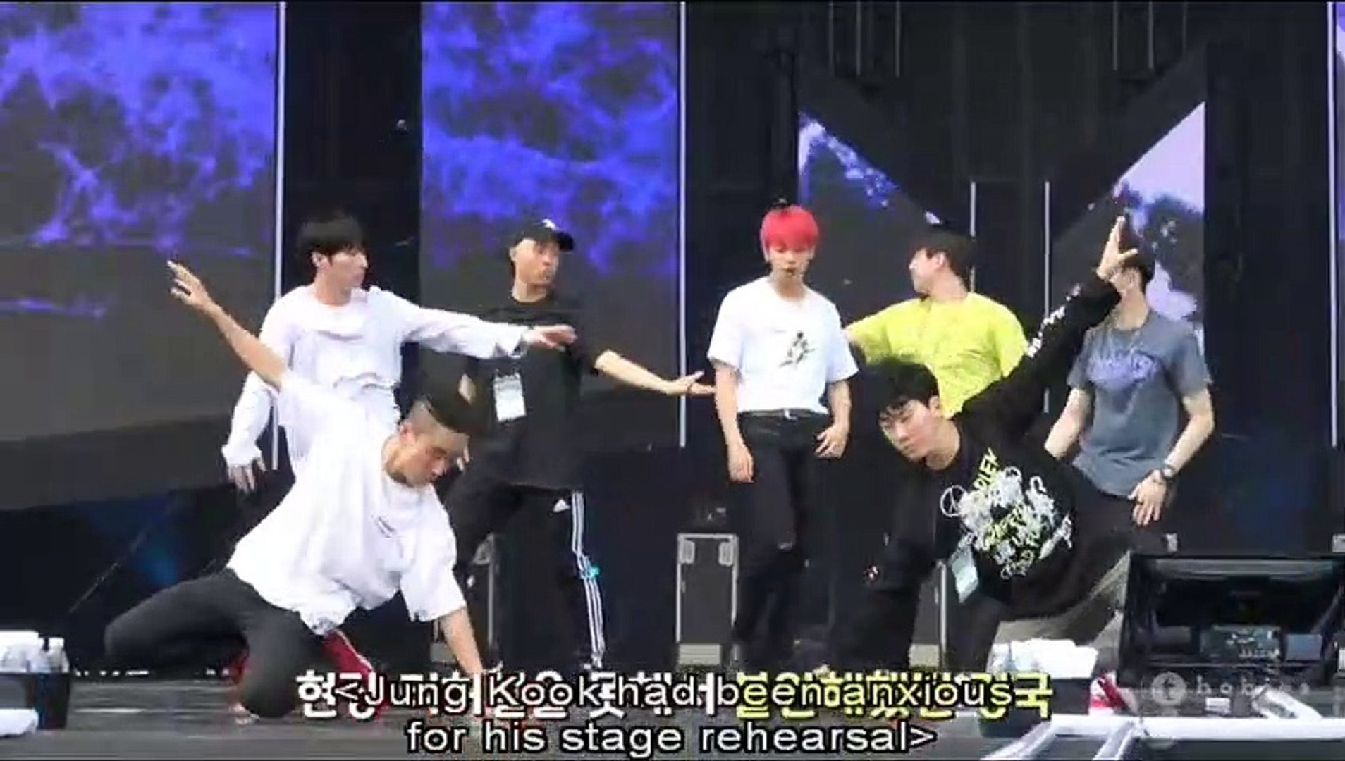 [ENG SUB] BTS LOVE YOURSELF SEOUL DVD - D-Day Making Film (DISC 3)