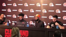 Baker Mayfield discusses expectations