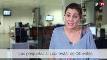 Lorena Ruiz- Huerta  - Las preguntas sin contestar de Cifuentes