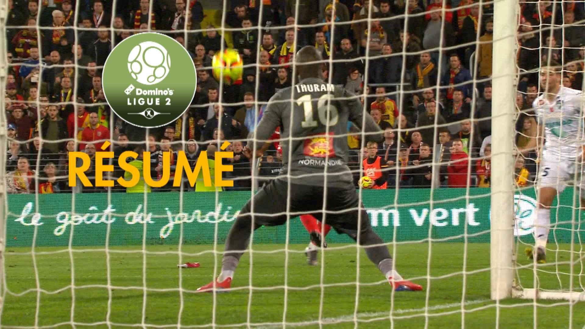 RC Lens – Havre AC (0-0)  – Résumé – (RCL-HAC) / 2018-19