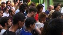 El Borough Market reabre sus puertas tras los atentados de Londres que dejaron 8 muertos