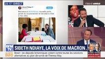 Sibeth Ndiaye, la voix de Macron (2/2)