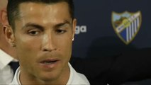 """Cristiano celebra el título de Liga: """"Lo logramos con mucho sacrificio e inteligencia"""""""