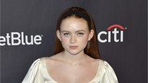 'Stranger Things' Star Sadie Sink Joins R.L. Stine's 'Fear Street'