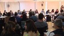 Podemos busca apoyos en la calle para su moción de censura a Rajoy