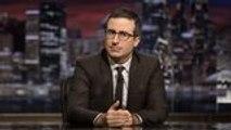 John Oliver Takes Aim at WWE on 'Last Week Tonight' | THR News
