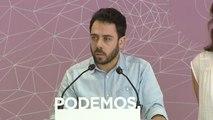Las bases de Podemos Madrid apoyan mayoritariamente una moción de censura a Cristina Cifuentes