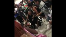 La cancelación de vuelos genera el caos en el aeropuerto de Florida