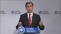 """Maíllo: """"No sé si es lo más conveniente que Susana Díaz sea secretaria general del PSOE"""""""