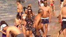 El calor y buen tiempo llenan España de turistas
