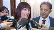 """Navarro pide a Robles respeto """"con las reglas y las normas"""" del partido porque """"no todo vale"""""""