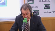"""Artur Mas: """"Estoy seguro de que este año habrá un referéndum, no elecciones en Cataluña"""""""