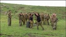Las Fuerzas Armadas israelís preparan a las mujeres soldado para la batalla