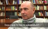 Entrevista Lluís Llach - Parte 5 - ¿Habrá referendum seguro?