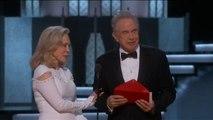 Histórico error en los Oscar al entregar el premio a la mejor película