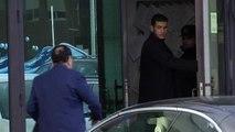 Lucas Hernández y su novia acuden a los tribunales de Majadahonda