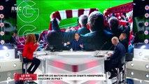 La GG du jour : Arrêter les matchs en cas de chants homophobes, d'accord ou pas ? – 03/04