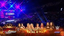 WWE Smackdown Highlights 2 April 2019 Wrestling Reality Wrestling Time Classy Wrestling