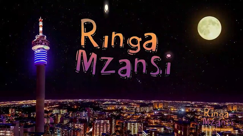RINGA MZANSI by Lwazi Msipha (South Africa) - ANIMATION
