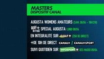 Golf - PGA Tour - Le dispositif antenne Masters Augusta