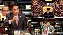 Dewan riuh MP BN cadang terbit filem 'gelagat MP di Parlimen'