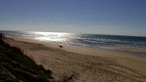 La Guardia Civil sigue trabajando para identificar el niño hallado en una playa de Barbate