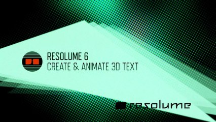 Resolume Tutorials & Training by DocOptic - dailymotion