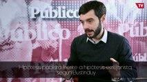 Pablo Bustinduy - Hipótesis pablista frente a hipótesis errejonista, según Bustinduy