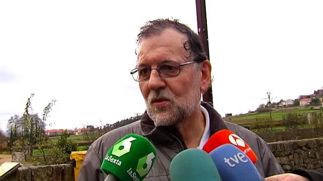 """Rajoy sobre el Yak-42: """"Eso ya está sustanciado judicialmente"""""""