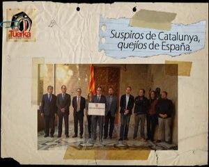 Suspiros de Catalunya, quejíos de España