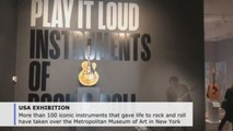 The most iconic instruments of rock and roll take over New York's Met