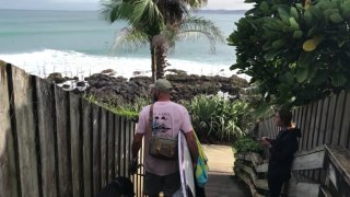 The Raglan Surf Report: One And A Half Men: Episode 1