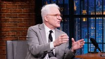 Steve Martin Reveals the First Thing Martin Short Ever Said to Him