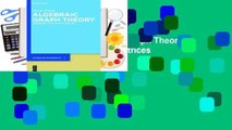 About For Books  Algebraic Graph Theory: Morphisms, Monoids and Matrices  Best Sellers Rank : #4