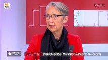 Invitée : Elisabeth Borne - Territoires d'infos (02/04/2019)