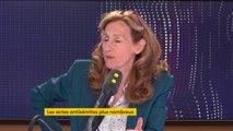 """Propos racistes et antisémites sur les réseaux sociaux : """"Il faut contraindre [les hébergeurs] à retirer des propos dans les 24 heures (...) s'il n'y a pas retrait, il y aura sanction"""" affirme Nicole Belloubet"""