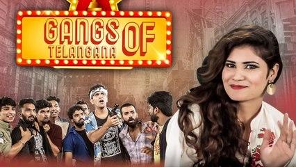 Gangs Of Telangana ft. Warangal Diaries  Kiraak Hyderabadiz