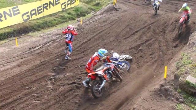 2019 MXGP of The Netherlands - (Valkenswaard), EMX 125 - Race 2 HD
